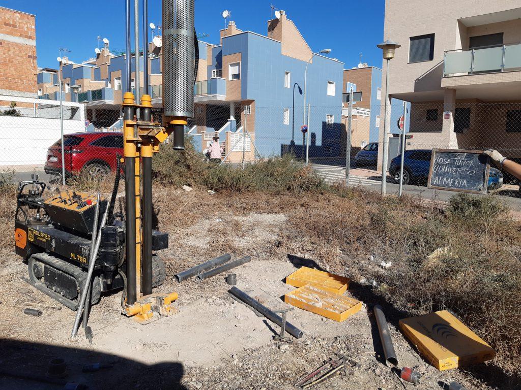 geotecnico en Almeria